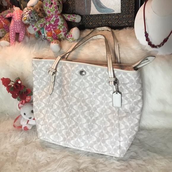Coach Handbags - Authentic Coach tote bag